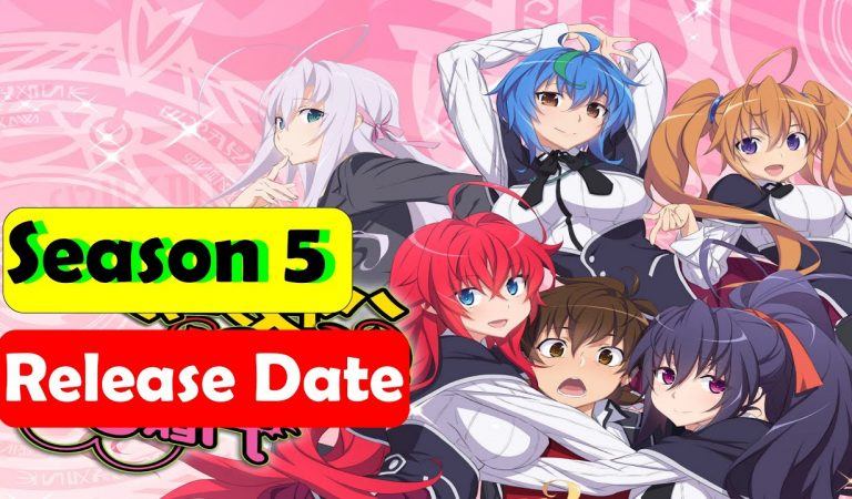 High School DxD Season 5: Release Date, Cast, Plot, Crew, and Latest Updates