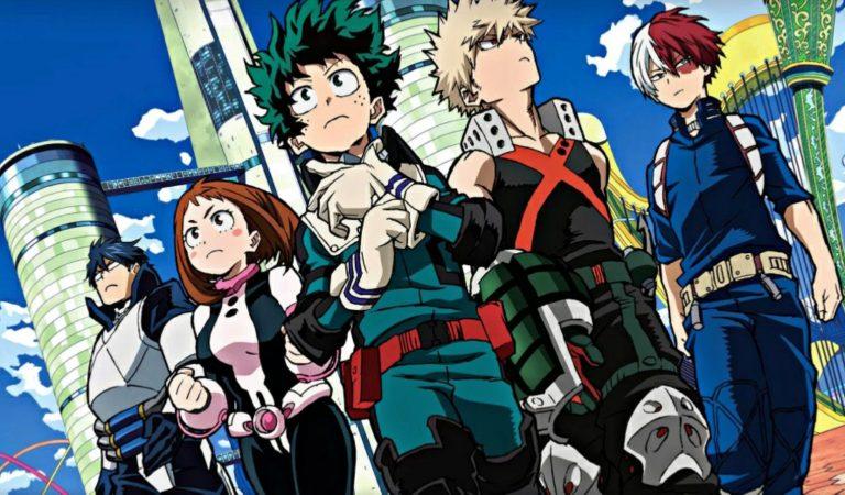 7 Famous Website for Manga & Anime in 2021