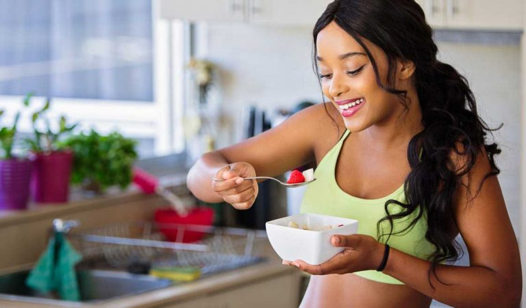 Healthy Living: Diet and Exercise
