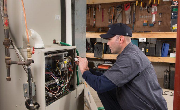 Warning signs of heating repair