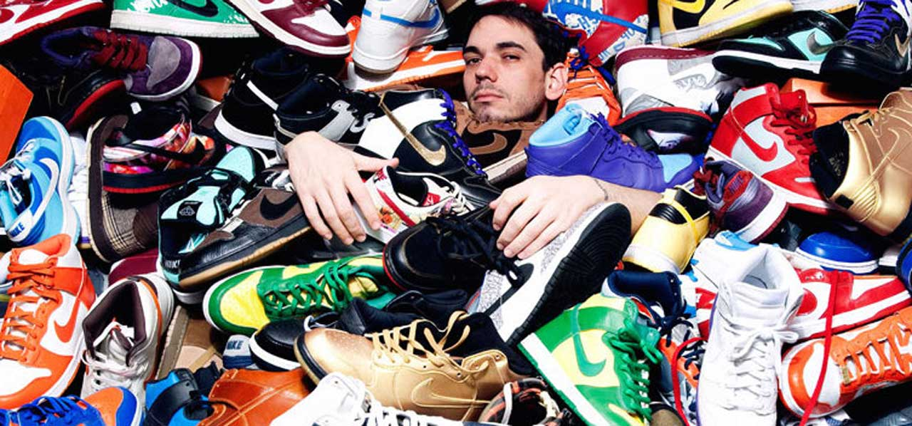 How to Become a Sneakerhead