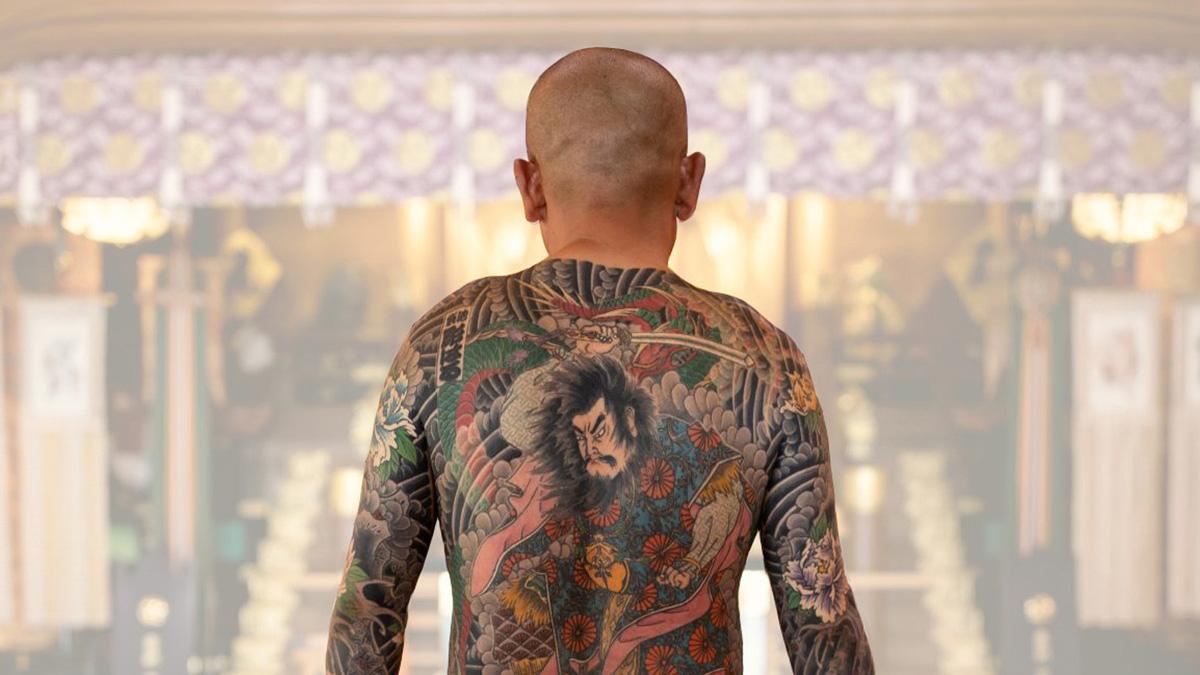 Japanese Tattoo Tradition