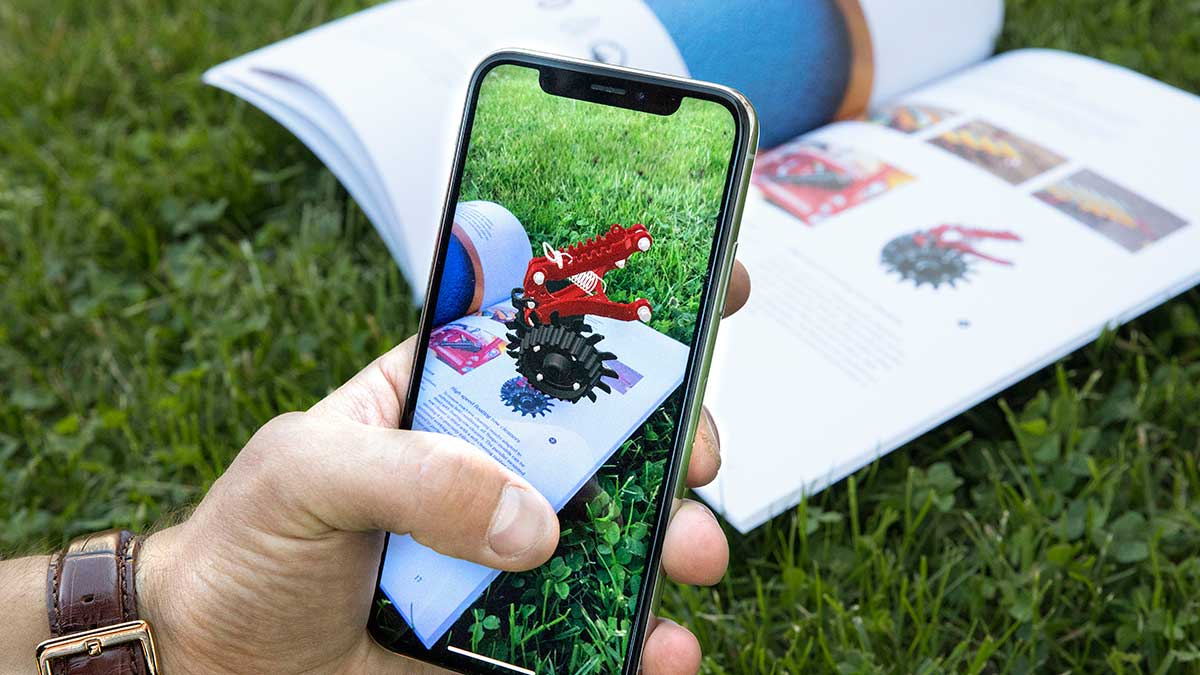 AR Became an eCommerce