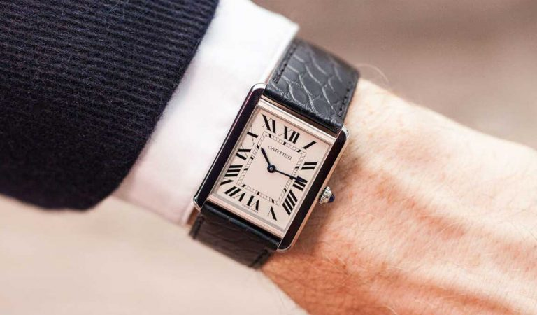 Cartier Tank: Get Yourself One!