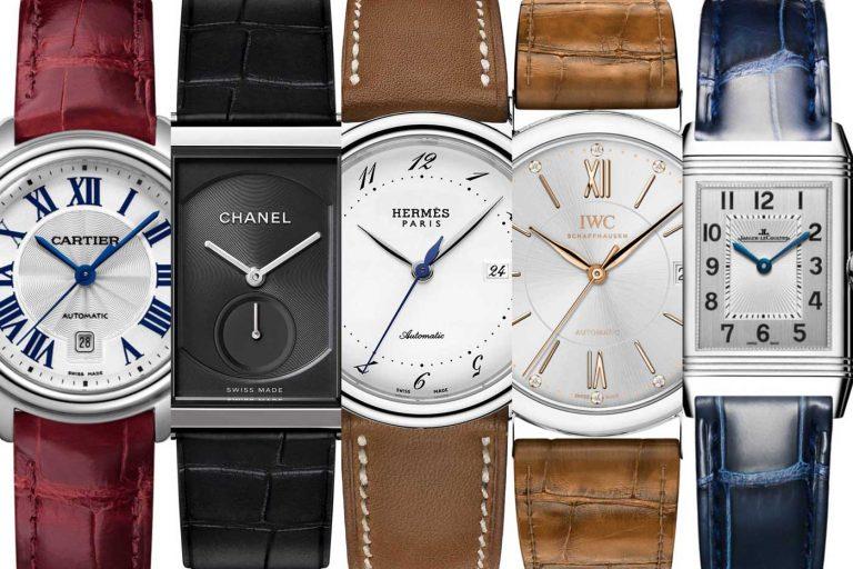 Elegant Hermès Watch