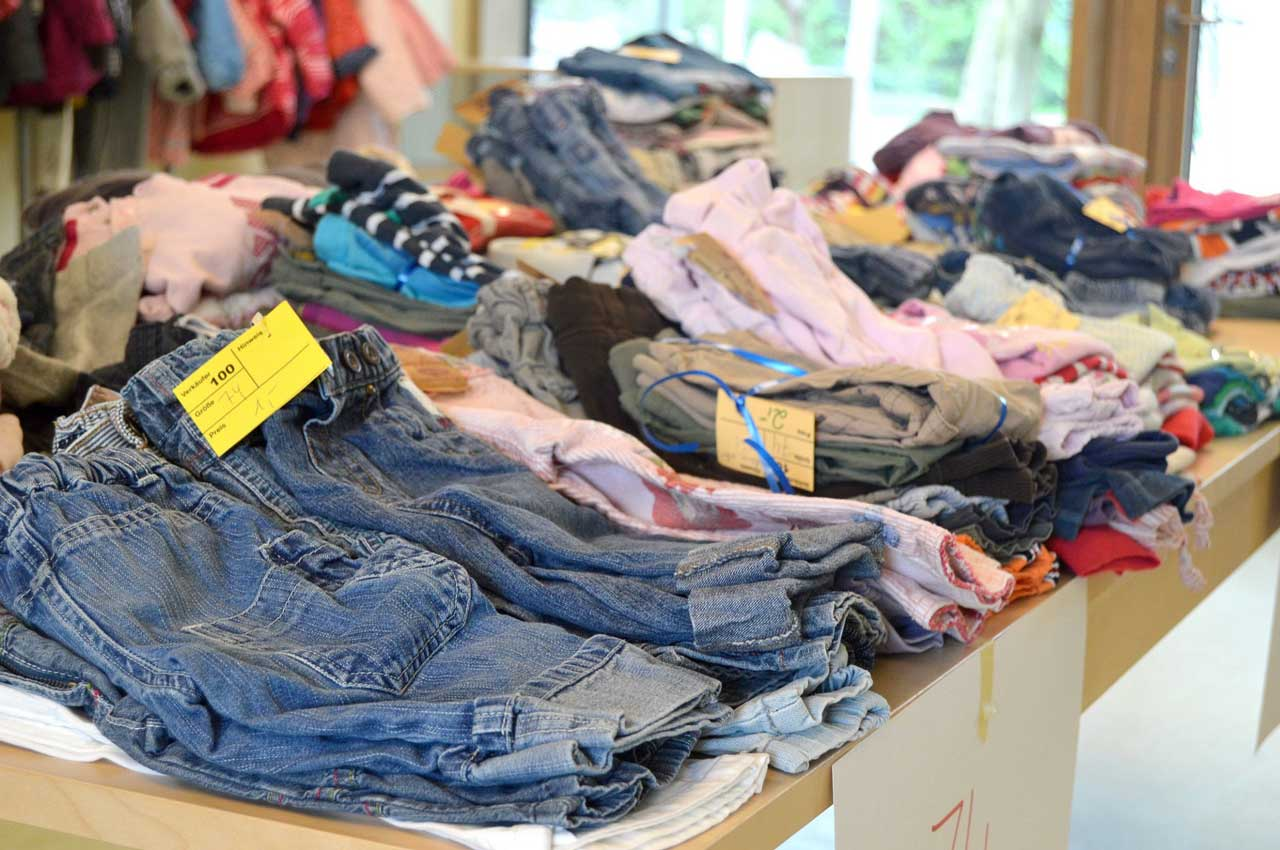successfully selling your used clothes online