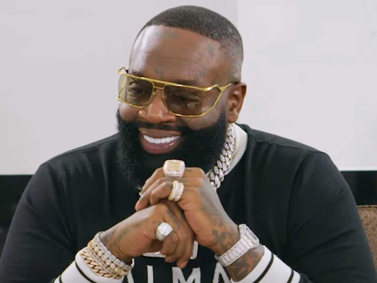 Why is Rick Ross Rich