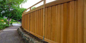 sound barrier fence