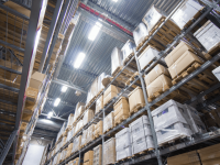 Creating a sustainable lighting layout for warehouses with LED lighting